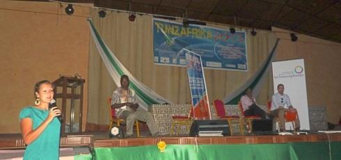 Présentation de NUAKE à l'assemblée